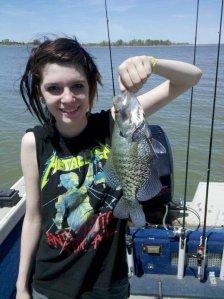 erica fishing